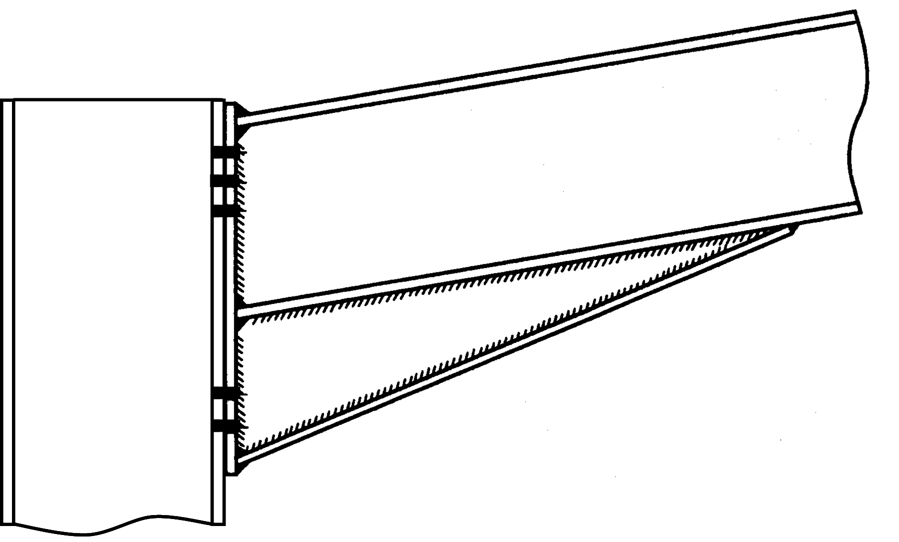 Bending Moment Shear And Normal Diagrams Haunched Beam