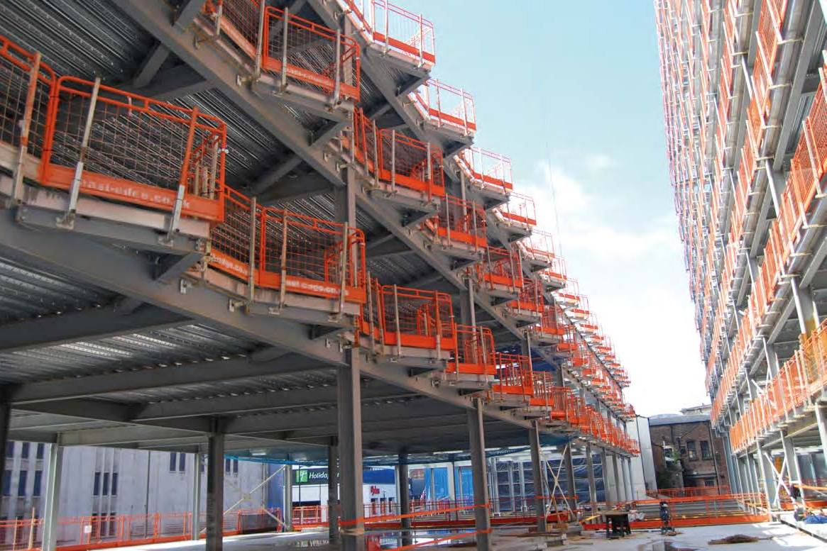 Lime Street regeneration Liverpool SteelConstructioninfo