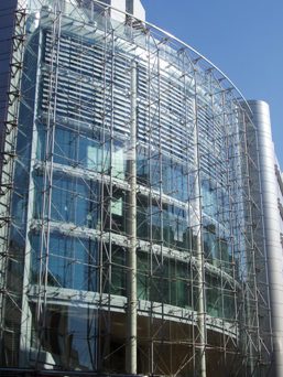 Facades and interfaces - SteelConstruction info