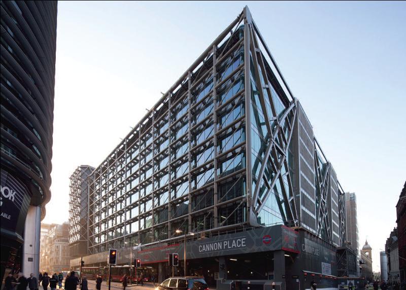 Steelconstructionfo cannon place london publicscrutiny Images