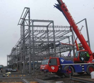 Consett Academy And Leisure Centre Steelconstruction Info