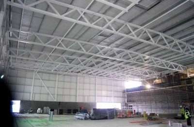 Oldham Sports Centre Steelconstruction Info