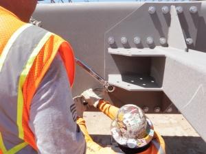Installation of bolts.JPG