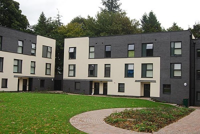 University Of Stirling Residences Steelconstruction Info