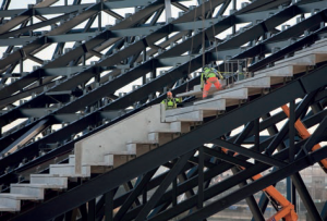 Olympic Stadium London Steelconstruction Info
