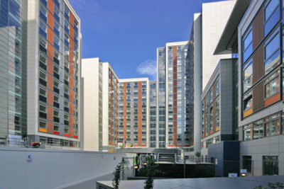 Residential and mixed use buildings Steelconstructioninfo