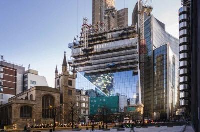52 Lime Street London Steelconstruction Info