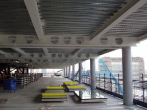 Multi-storey office buildings - SteelConstruction info