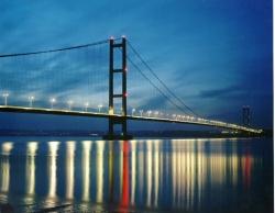 Why is steel used to make bridges?