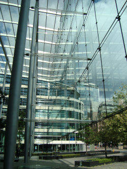 Steel Supported Glazed Facades And Roofs