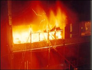 Steel Fire Test Data Steelconstruction Info