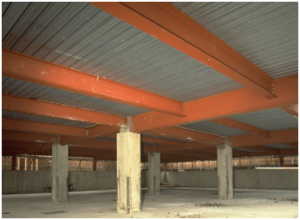 Fire Protecting Structural Steelwork Steelconstruction Info