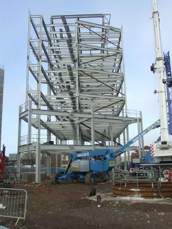 Southmead Hospital Bristol Steelconstruction Info