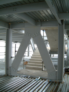 Multi Storey Office Buildings Steelconstruction Info