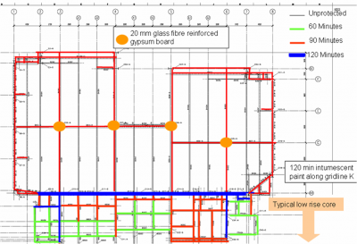 Heron Tower London Steelconstruction Info