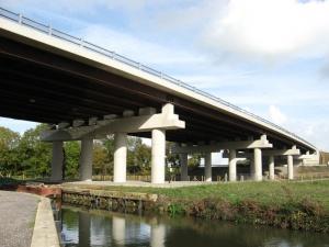 A34 Wolvercote Viaduct.JPG