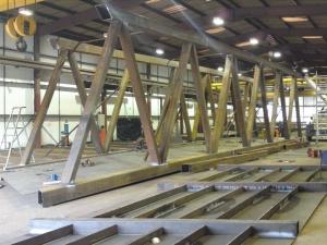 Design Of Steel Footbridges Steelconstruction Info
