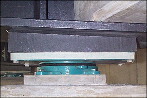 Structural bearing pads : Bridge articulation and bearing specification