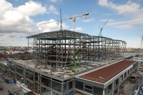Construction Steelconstruction Info