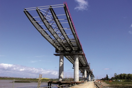 Design For Steel Bridge Construction Steelconstruction Info