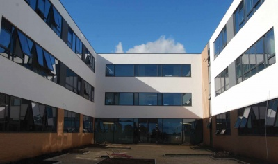 Outwood Academy Adwick Doncaster Steelconstruction Info