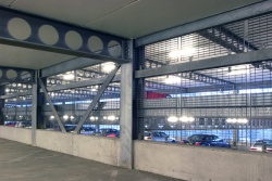 Car Parks In Fire Steelconstruction Info