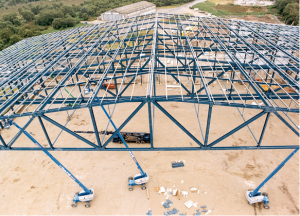 Leisure buildings - SteelConstruction info