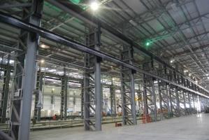 Siemens Wind Turbine Blade Manufacturing Facility Hull