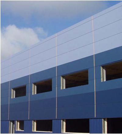 Reuse And Extending A Steel Framed Building