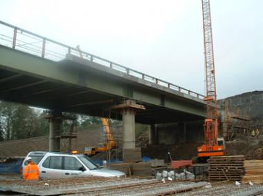 Bridges - initial design - SteelConstruction info