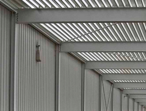 Single Storey Industrial Buildings Steelconstruction Info