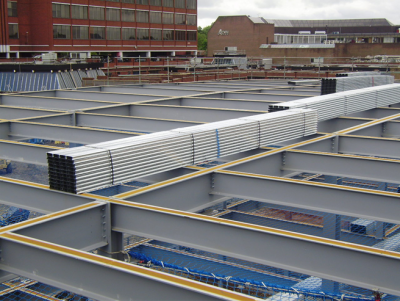 Retail Buildings Steelconstruction Info