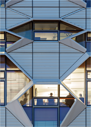 Engineering And Computing Building At Coventry University