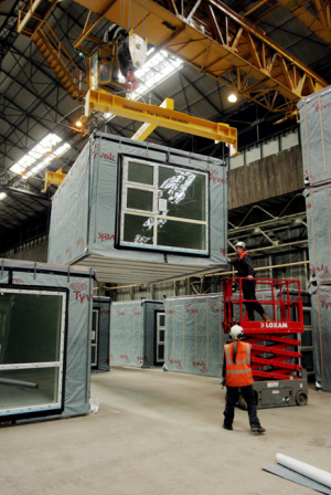 Modular construction - SteelConstruction info