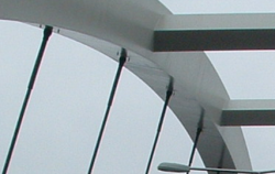 Tied Arch Bridges Steelconstruction Info