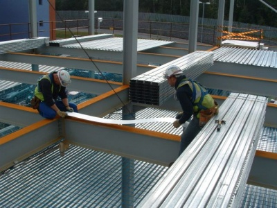 Floor Systems Steelconstruction Info