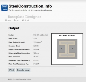 Design Software And Tools Steelconstruction Info