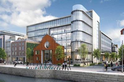 1 6 Sir John Rogerson S Quay Dublin Steelconstruction Info